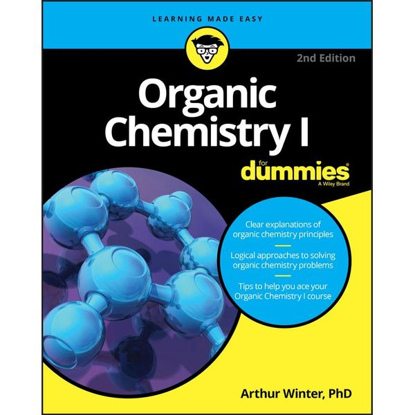 Organic Chemistry I For Dummies - Arthur Winter | 2020-eala-conference.org