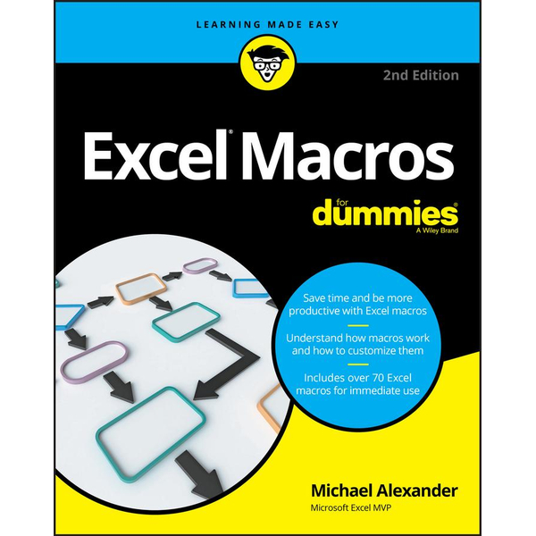 Excel Macros For Dummies - Michael Alexander | Karta-nauczyciela.org