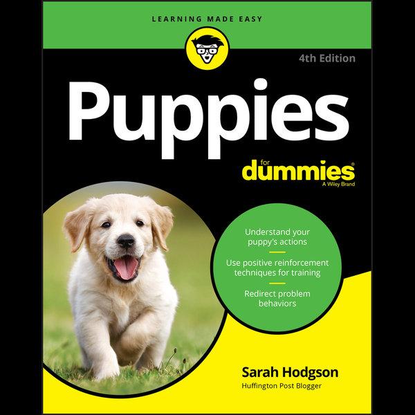 Puppies For Dummies - Sarah Hodgson | Karta-nauczyciela.org