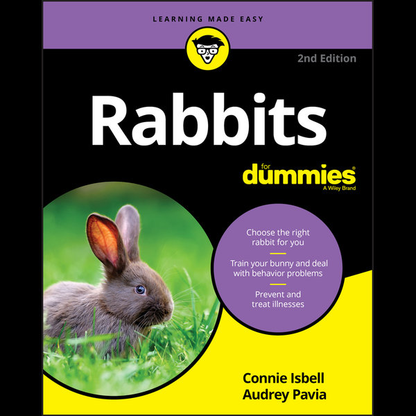 Rabbits For Dummies - Connie Isbell, Audrey Pavia | 2020-eala-conference.org