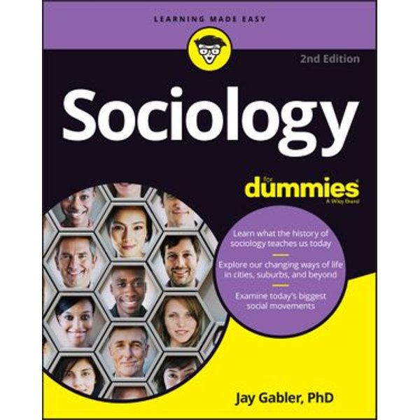 Sociology For Dummies - Jay Gabler   2020-eala-conference.org