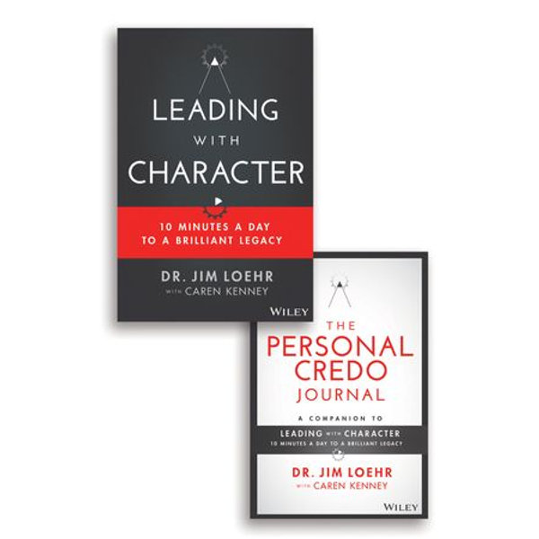 Leading with Character - Caren Kenney, Jim Loehr   2020-eala-conference.org