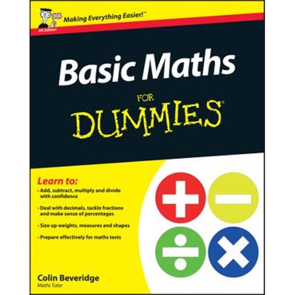 Basic Maths For Dummies - Colin Beveridge   Karta-nauczyciela.org