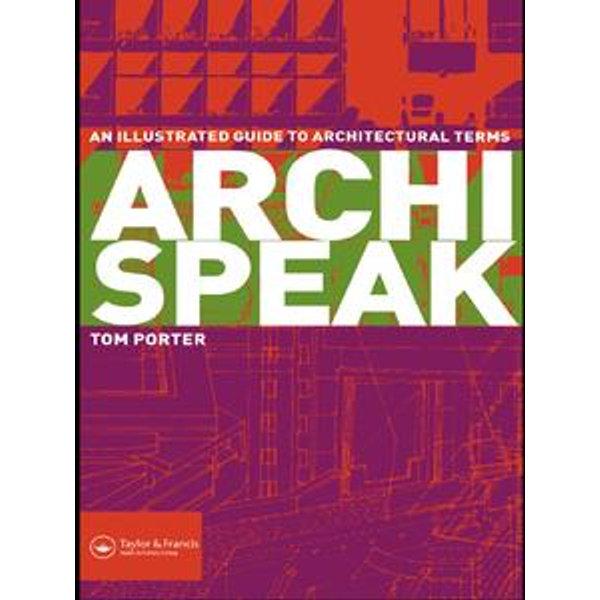 Archispeak - Tom Porter | 2020-eala-conference.org