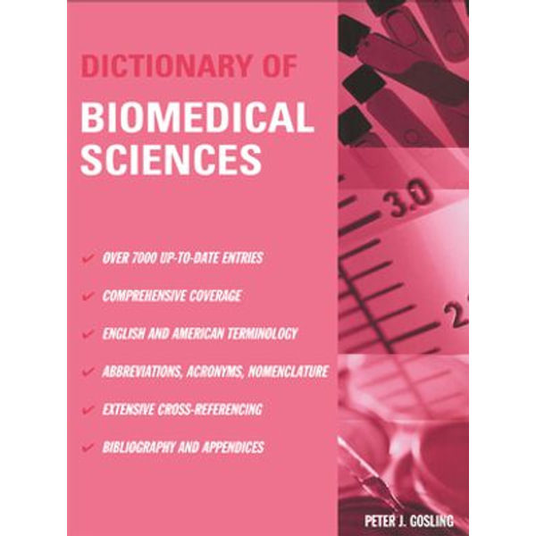 Dictionary of Biomedical Science - Peter J. Gosling | 2020-eala-conference.org