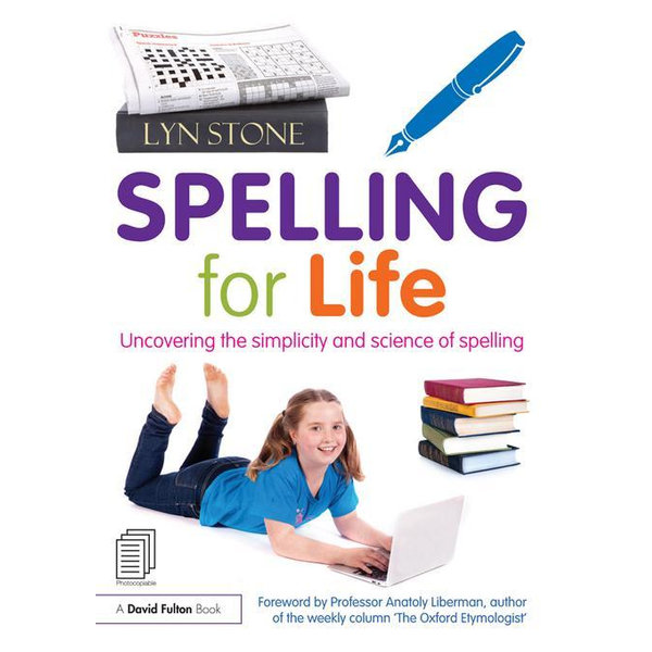 Spelling for Life - Lyn Stone   2020-eala-conference.org