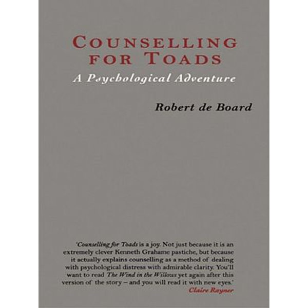 Counselling for Toads: A Psychological Adventure - Robert de Board | 2020-eala-conference.org