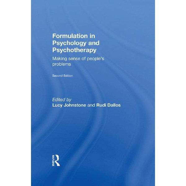Formulation in Psychology and Psychotherapy - Lucy Johnstone, Rudi Dallos | Karta-nauczyciela.org