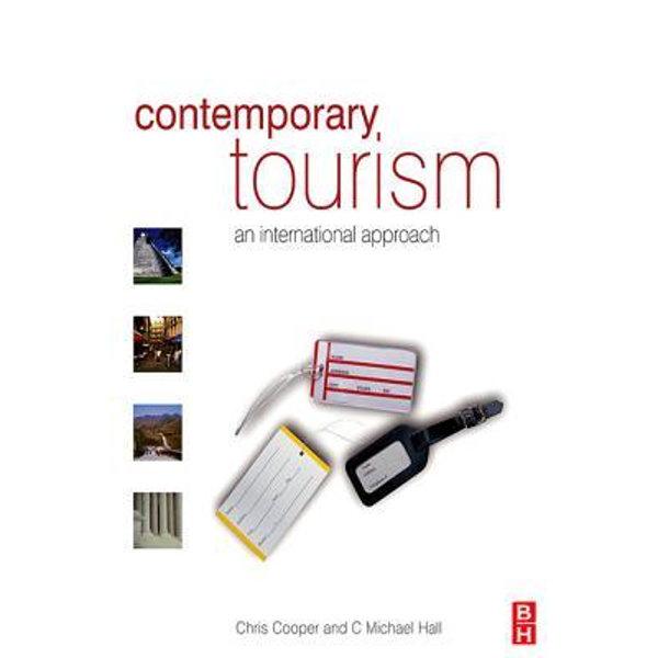 Contemporary Tourism - Chris Cooper, C. Michael Hall | Karta-nauczyciela.org
