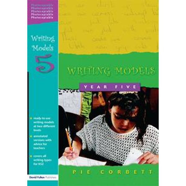 Writing Models Year 5 - Pie Corbett   Karta-nauczyciela.org