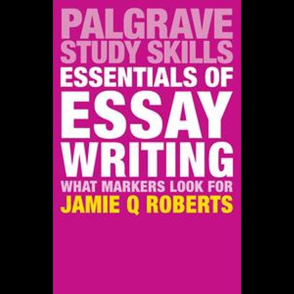 Essentials of Essay Writing - Jamie Q Roberts   Karta-nauczyciela.org