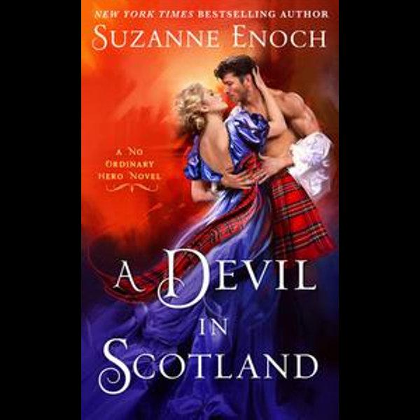 A Devil in Scotland - Suzanne Enoch | Karta-nauczyciela.org