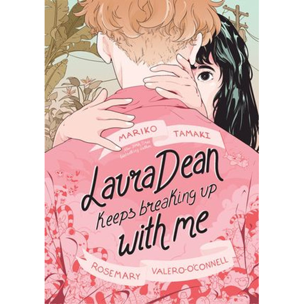 Laura Dean Keeps Breaking Up with Me - Mariko Tamaki   Karta-nauczyciela.org