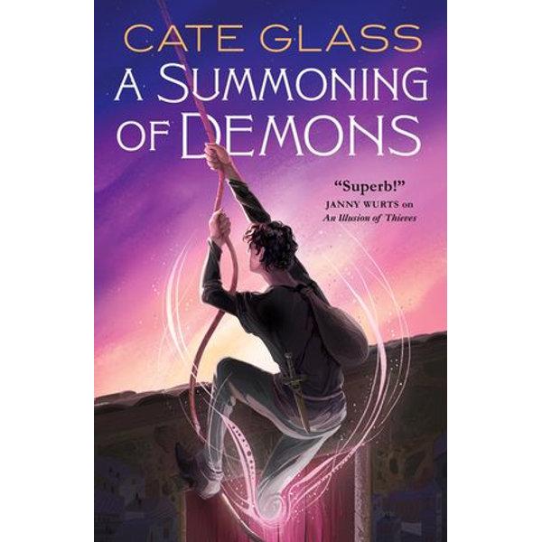 A Summoning of Demons - Cate Glass | Karta-nauczyciela.org