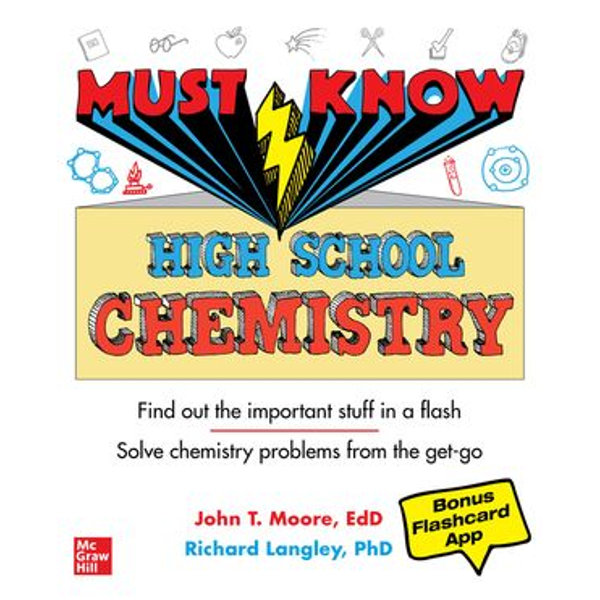 Must Know High School Chemistry - John T. Moore, Richard H. Langley | Karta-nauczyciela.org