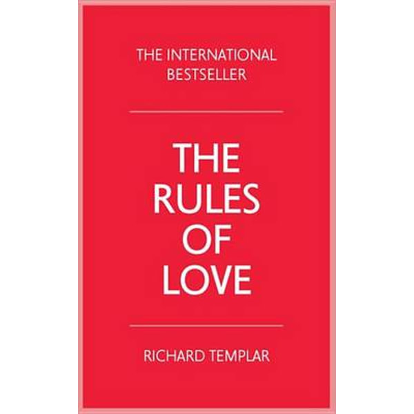 The Rules of Love - Richard Templar   2020-eala-conference.org