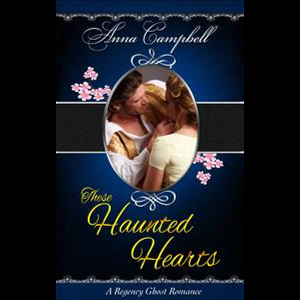 These Haunted Hearts - Anna Campbell   Karta-nauczyciela.org