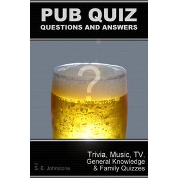 Pub Quiz Questions and Answers - Sarah Johnstone   Karta-nauczyciela.org
