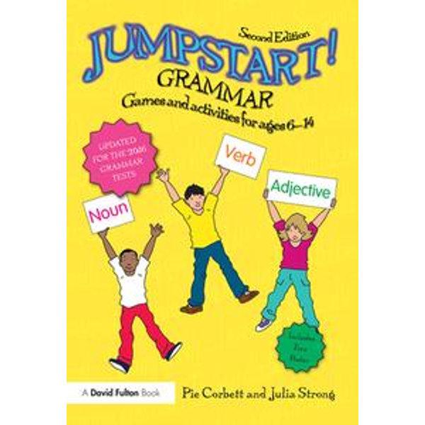 Jumpstart! Grammar - Pie Corbett, Julia Strong | Karta-nauczyciela.org