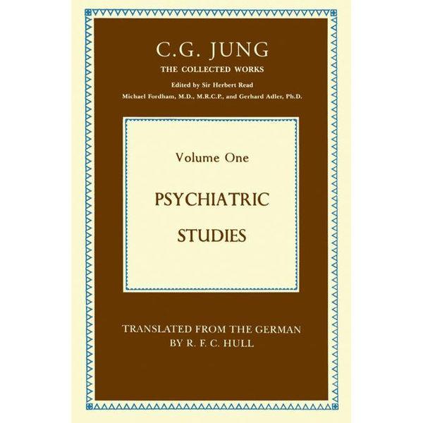 Psychiatric Studies - C.G. Jung, Gerhard Adler (Editor)   2020-eala-conference.org