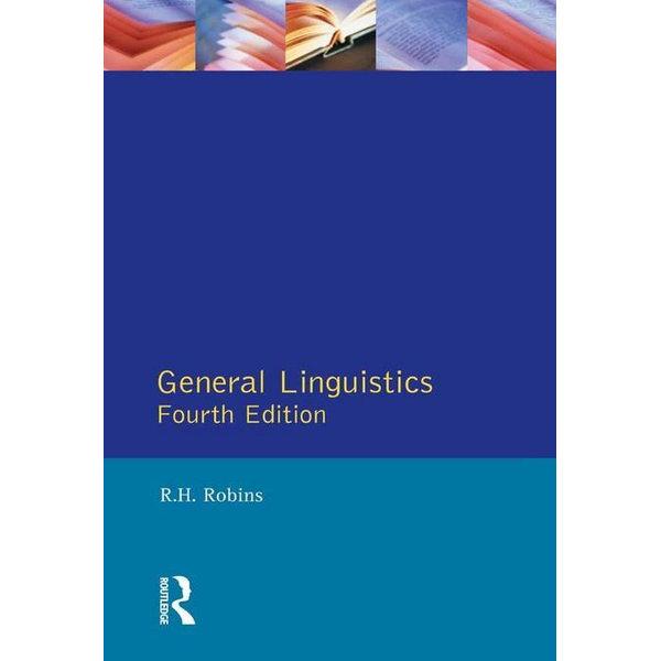 General Linguistics - R.H. Robins | Karta-nauczyciela.org