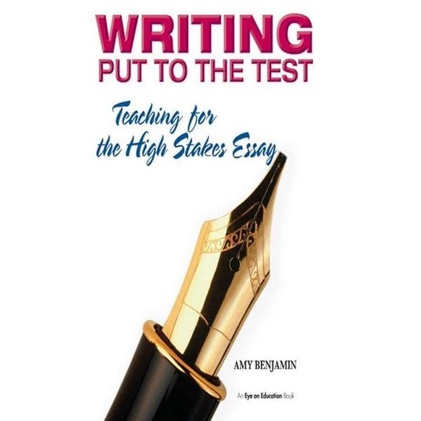 Writing Put to the Test - Amy Benjamin   Karta-nauczyciela.org