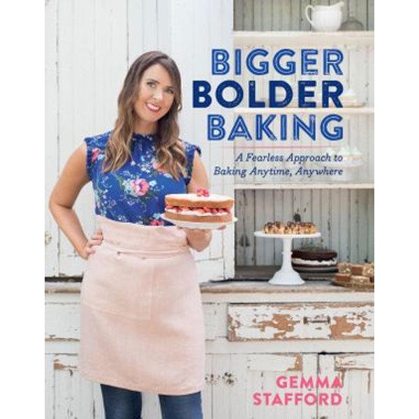 Bigger Bolder Baking - Gemma Stafford | Karta-nauczyciela.org