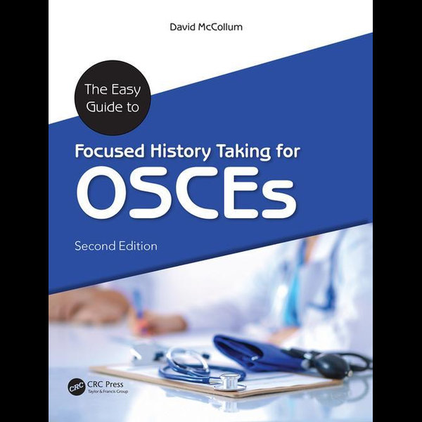 The Easy Guide to Focused History Taking for OSCEs - David Mccollum | Karta-nauczyciela.org