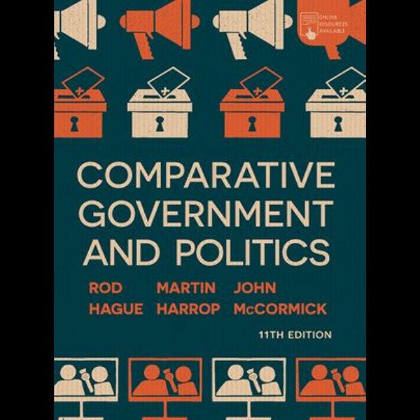 Comparative Government and Politics - John McCormick, Rod Hague, Martin Harrop | Karta-nauczyciela.org