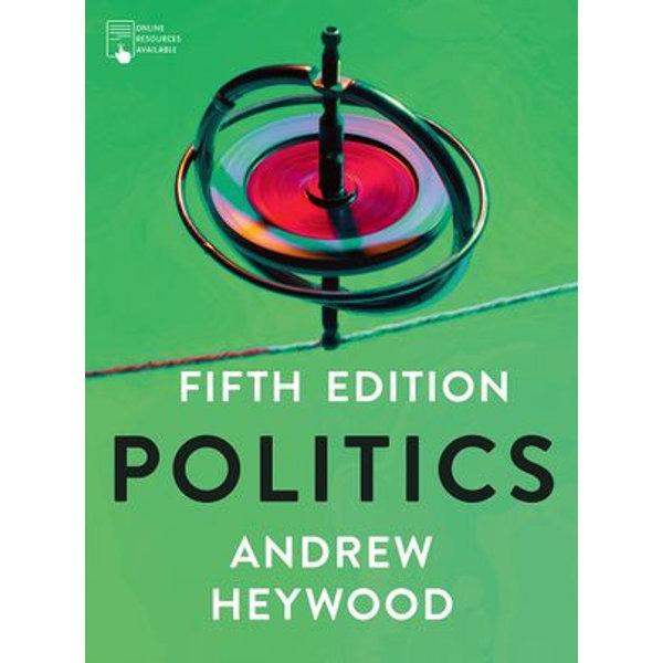 Politics - Andrew Heywood | Karta-nauczyciela.org
