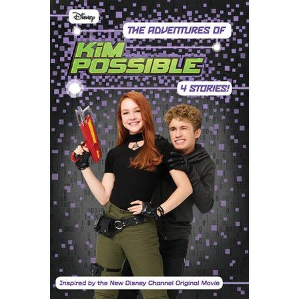 The Adventures of Kim Possible - Disney Books   Karta-nauczyciela.org