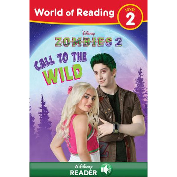 World of Reading, Level 2 - Disney Books | Karta-nauczyciela.org