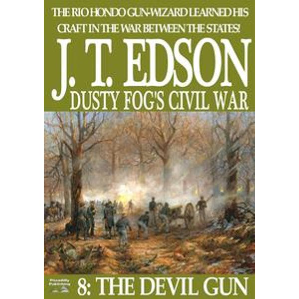 Dusty Fog's Civil War 8 - J.T. Edson   Karta-nauczyciela.org