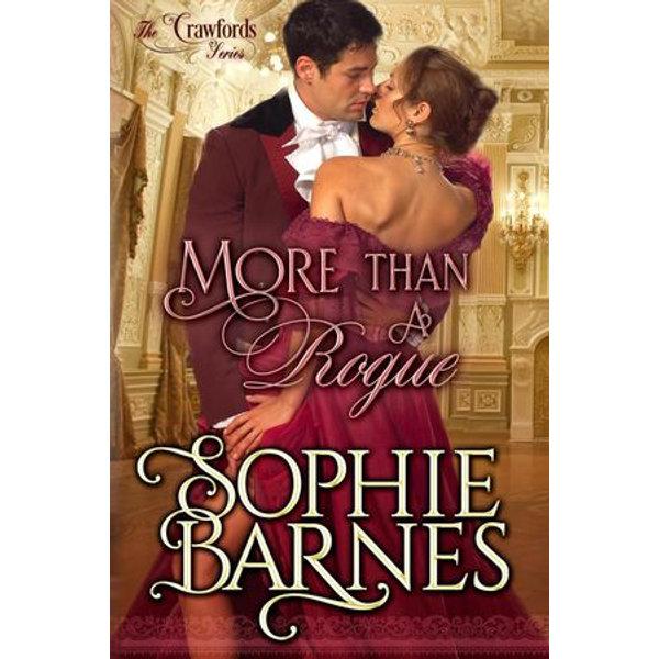 More Than A Rogue - Sophie Barnes   Karta-nauczyciela.org