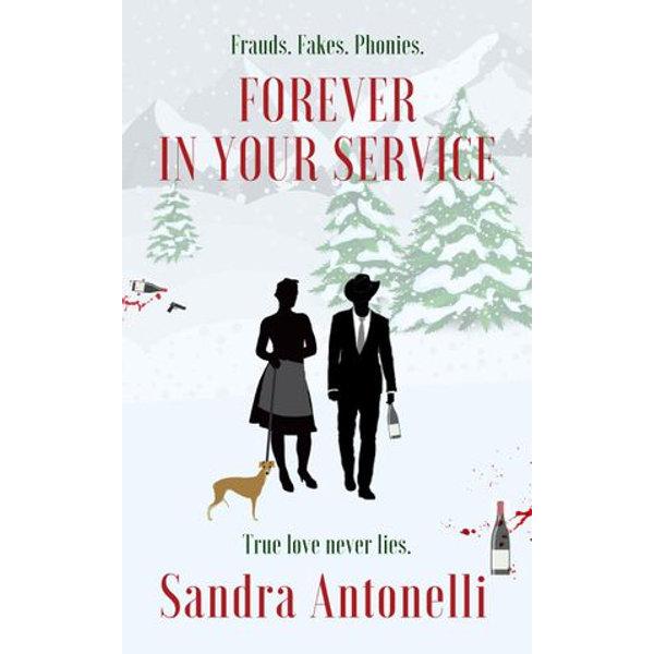 Forever in Your Service - Sandra Antonelli   Karta-nauczyciela.org
