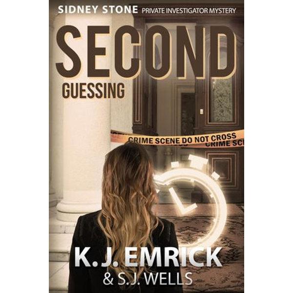 Second Guessing - K.J. Emrick, S.J. Wells | Karta-nauczyciela.org