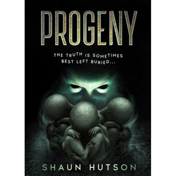 Progeny - Shaun Hutson | Karta-nauczyciela.org