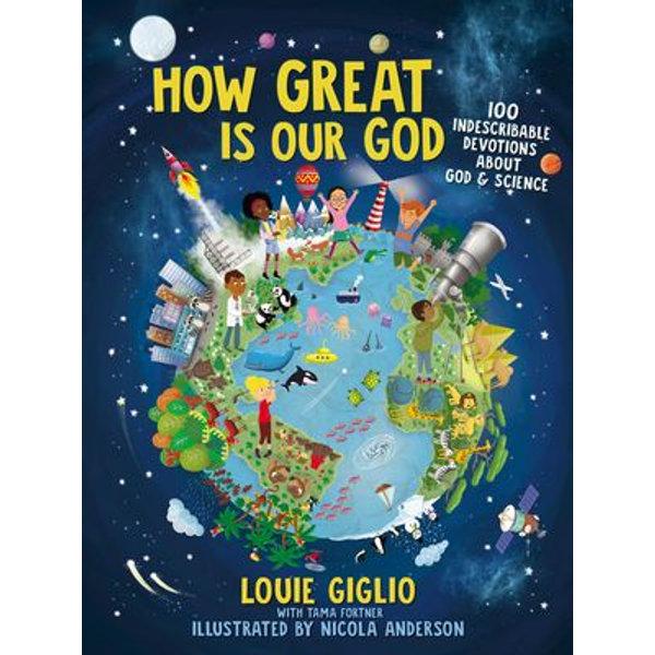 How Great Is Our God - Louie Giglio, Nicola Anderson (Illustrator) | Karta-nauczyciela.org