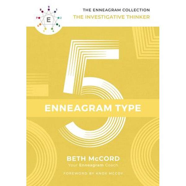 The Enneagram Type 5 - Beth McCord, Knox McCoy (Foreword by)   Karta-nauczyciela.org