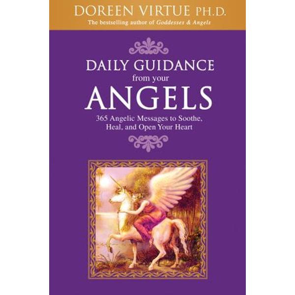Daily Guidance From Your Angels - Doreen Virtue   Karta-nauczyciela.org