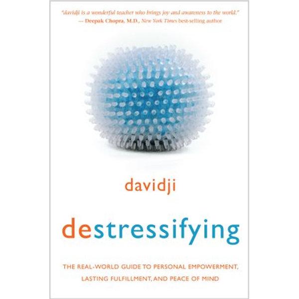 destressifying - Davidji | Karta-nauczyciela.org