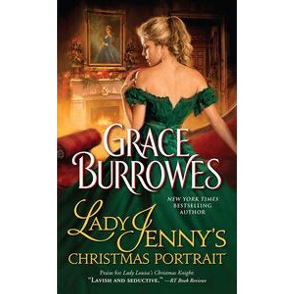 Lady Jenny's Christmas Portrait - Grace Burrowes | Karta-nauczyciela.org
