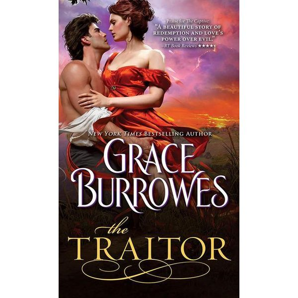 The Traitor - Grace Burrowes | Karta-nauczyciela.org