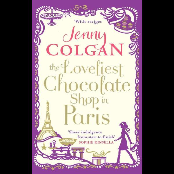 The Loveliest Chocolate Shop in Paris - Jenny Colgan   Karta-nauczyciela.org