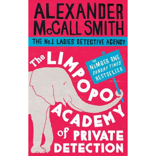 The Limpopo Academy Of Private Detection - Alexander McCall Smith   Karta-nauczyciela.org