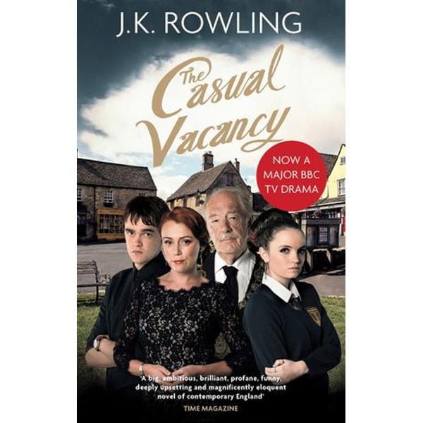 The Casual Vacancy - J.K. Rowling | Karta-nauczyciela.org