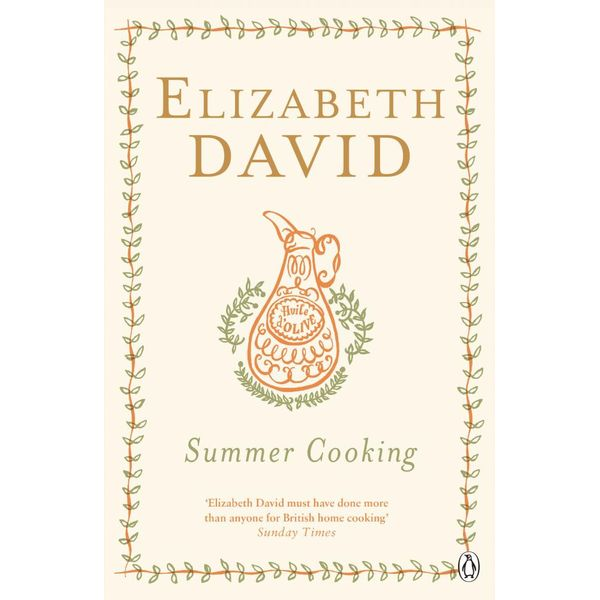 Summer Cooking - Elizabeth David   Karta-nauczyciela.org