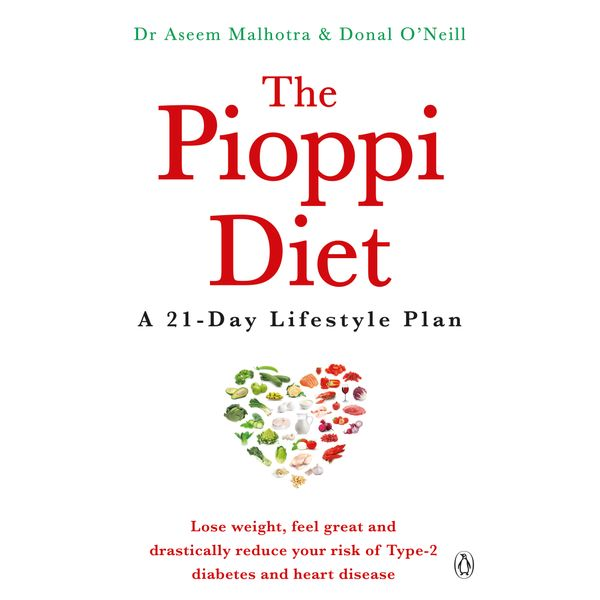 The Pioppi Diet - Dr Aseem Malhotra, Donal O'Neill | Karta-nauczyciela.org