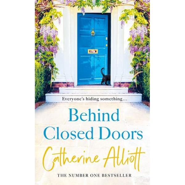 Behind Closed Doors - Catherine Alliott | Karta-nauczyciela.org