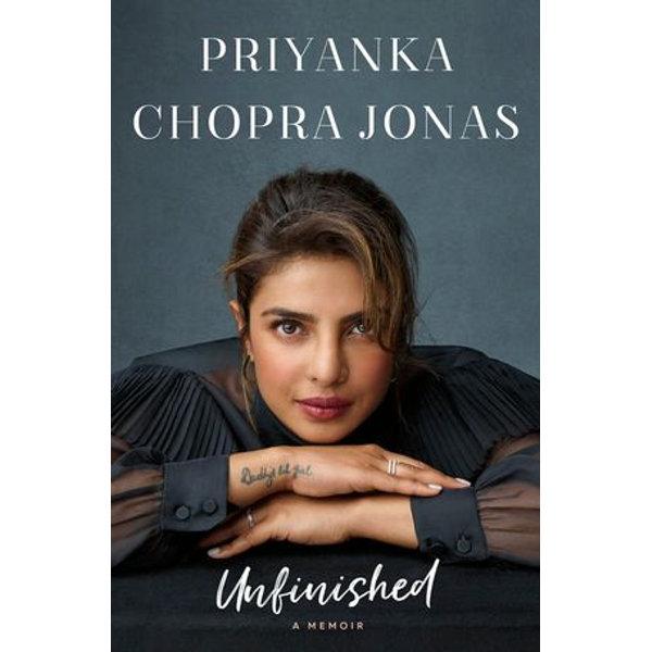 Unfinished - Priyanka Chopra Jonas | Karta-nauczyciela.org